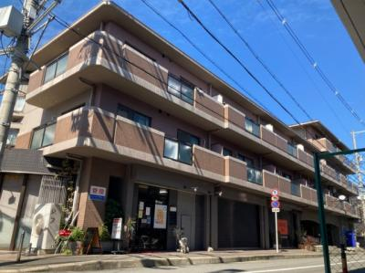 【外観】萱島信和町貸店舗・事務所