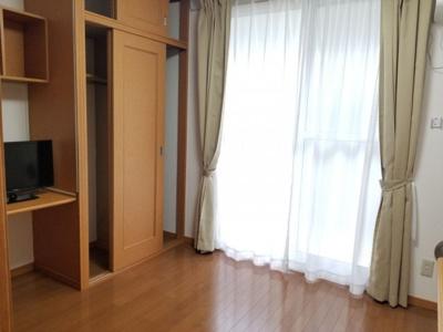 【居間・リビング】レオパレスアメニティⅠ