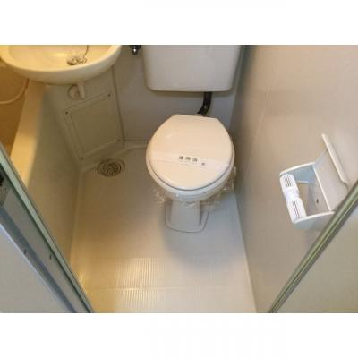 【トイレ】リモード本厚木A棟