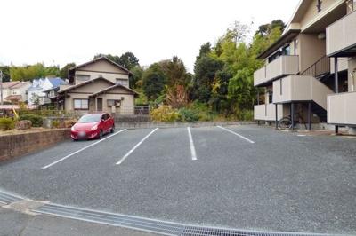 【駐車場】フロンティアⅢ