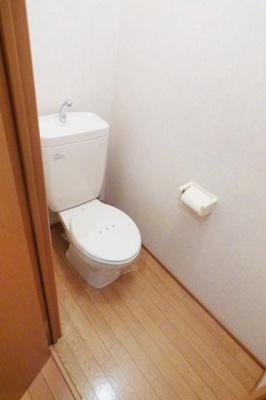 【トイレ】フロンティアⅢ