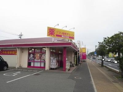 クスリ岩崎チェーン徳山久米店まで1000m