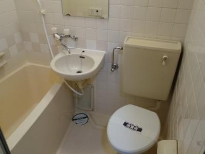 【浴室】タウンハーズA