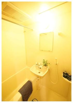 【浴室】スカイコート笹塚駅前