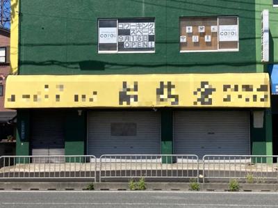 【外観】上野口町貸店舗