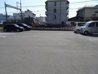 【駐車場】ピュア コート サクセス