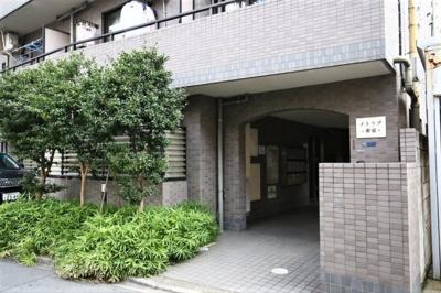 【エントランス】メトリブ新宿