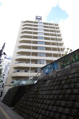 【外観】ライオンズマンシヨン三軒茶屋第6