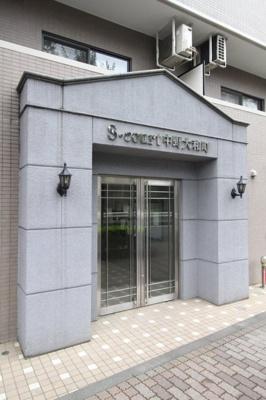 【エントランス】エスコート中野大和町