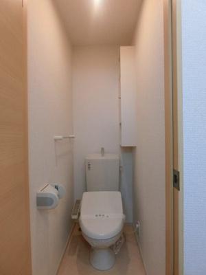 【トイレ】カルムA
