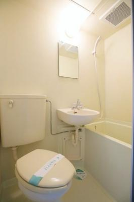 【浴室】セザール下井草