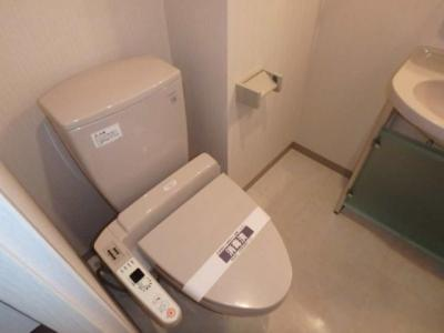 【トイレ】ガーラ東日本橋