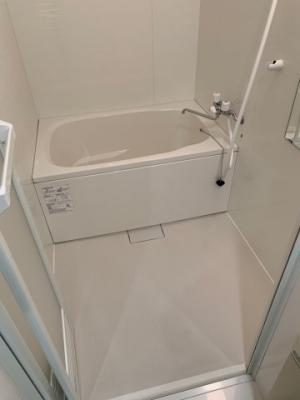 【浴室】松下都島マンション