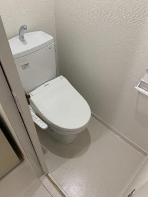 【トイレ】松下都島マンション