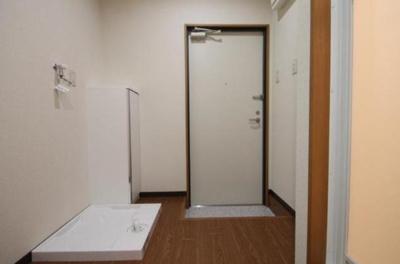 【玄関】ヴィラスカイツリーパート1