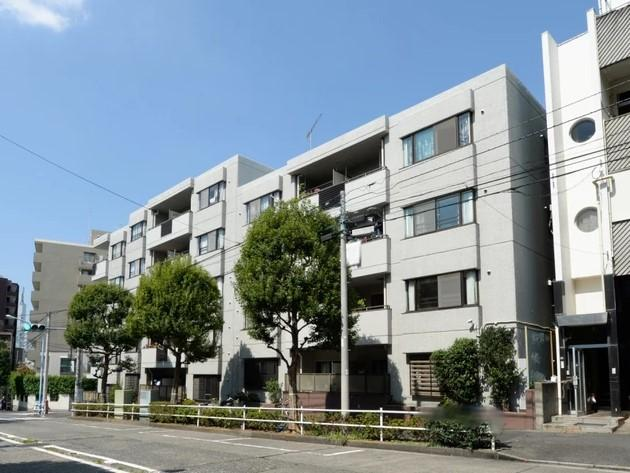【外観】グランドメゾン高田馬場