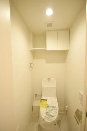 【トイレ】グランドメゾン高田馬場