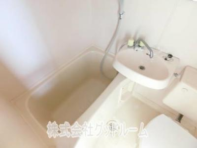 【浴室】ビラデルソル