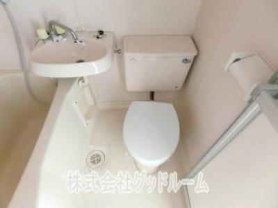 【トイレ】ビラデルソル