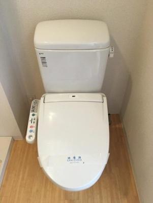 【トイレ】プレール・ドゥーク両国