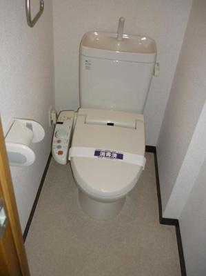 【トイレ】ラグジュアリーアパートメント両国