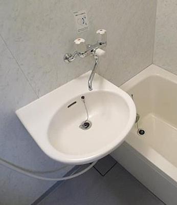【洗面所】ラグジュアリーアパートメント両国