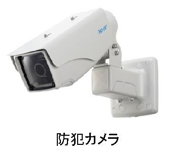 ネット無料です。防犯カメラ付きです*参考写真です