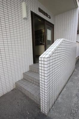 【エントランス】柴崎皆実町ビル