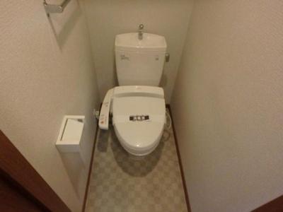 【トイレ】パレステュディオ田町