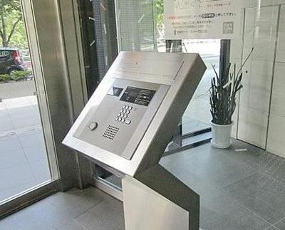【セキュリティ】パークキューブ目黒タワー