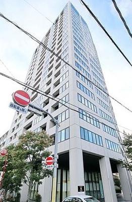 【外観】パークキューブ目黒タワー