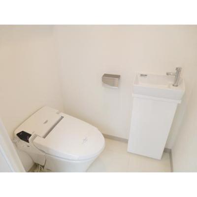 【トイレ】パークキューブ目黒タワー