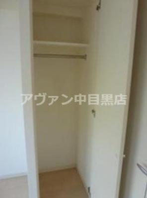 【収納】プラチナコート中目黒