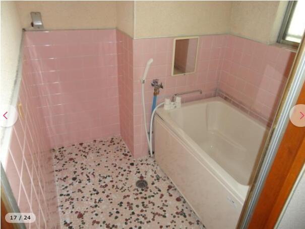【浴室】グリーンガーデン