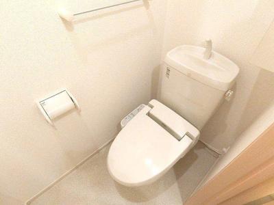 【トイレ】ピースクローバーⅠ