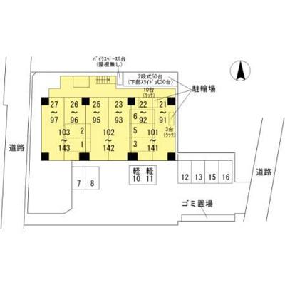 【区画図】グランラヴィレジデンス