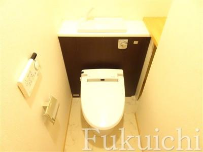 【トイレ】ヒルサイド中目黒