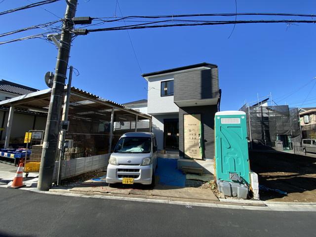 新京成線「二和向台」駅徒歩11分の全1棟の新築一戸建てです。