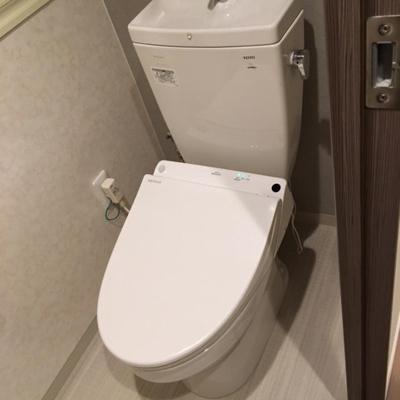【トイレ】ライオンズ四条烏丸セントマークス