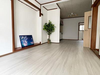 【居間・リビング】津田沼テラスハウス