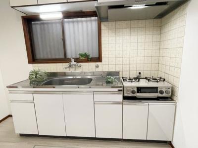 【キッチン】津田沼テラスハウス