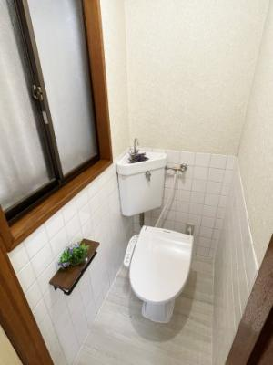 【トイレ】津田沼テラスハウス