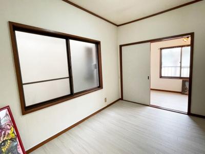 【寝室】津田沼テラスハウス