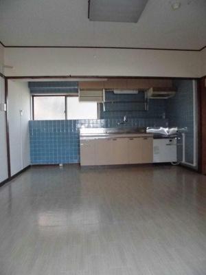 【キッチン】第一ハイツHOSOE