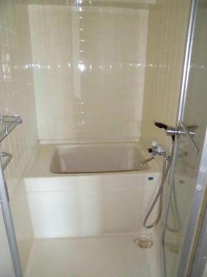 【浴室】第一ハイツHOSOE