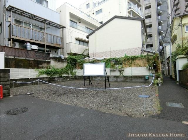 小石川3丁目売地の画像