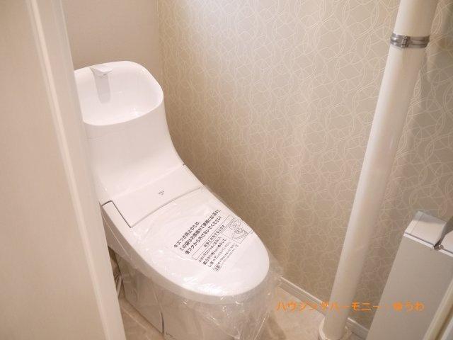 【トイレ】高島平住宅16号棟