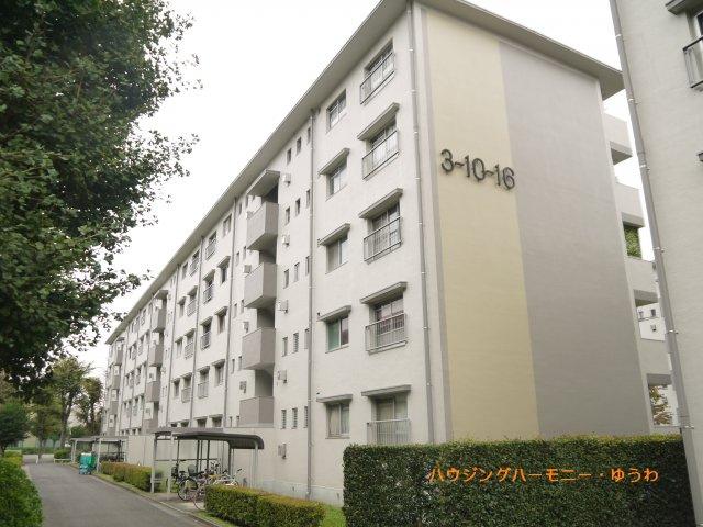 【外観】高島平住宅16号棟
