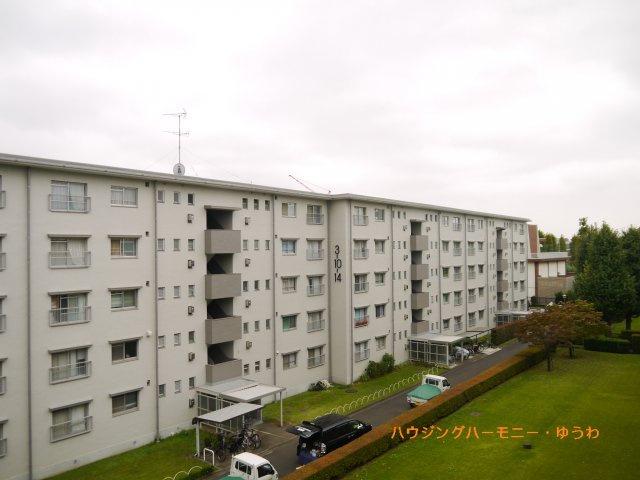【展望】高島平住宅16号棟
