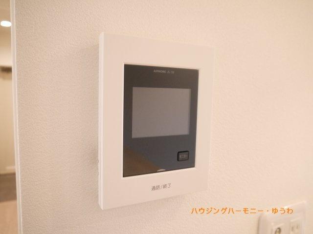 【セキュリティ】高島平住宅16号棟